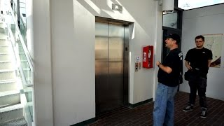 Download Video Rare Schindler 321a Hydraulic Elevator Macy S Home Furniture Carle