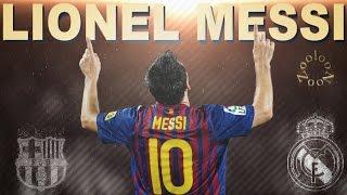 getlinkyoutube.com-Lionel Messi Vs Real Madrid ● True Story ● All Goals ᴴᴰ