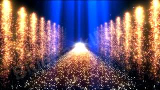 getlinkyoutube.com-Stock Footage : Light Sparkle wall Road milky ways 2 2eRy