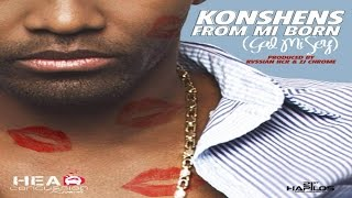 Konshens - From Mi Born