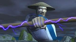 getlinkyoutube.com-Klassic Kombat- Raiden MK4 Arcade Playthrough
