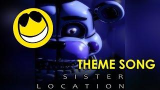 getlinkyoutube.com-Five Nights at Freddy's: Sister Location Theme Song [Main Menu]