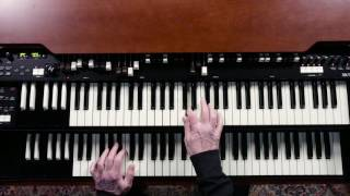 getlinkyoutube.com-Hammond XK-5 Organ