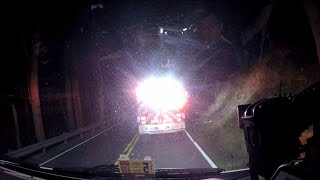 BVFD Engine 3 Responding 3/24/17, (Ride Along)