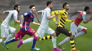 getlinkyoutube.com-Fifa 16 Speed Test | Fastest Players in Fifa 16