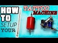 Tattooing For Beginners: Tattoo Machine Needle and Tube - How To Tutorial