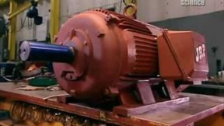 getlinkyoutube.com-Процесс сборки / ремонта электродвигателя.