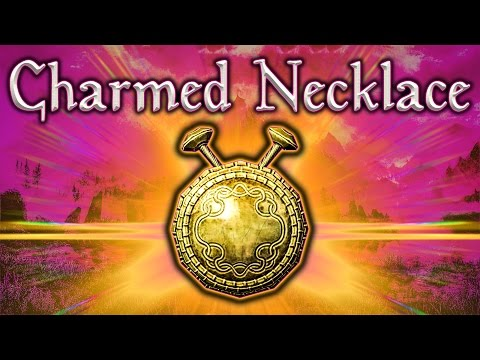 Skyrim SE - Charmed Necklace - Unique Jewelry Guide