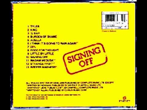UB40 - Signing Off (FULL ALBUM)