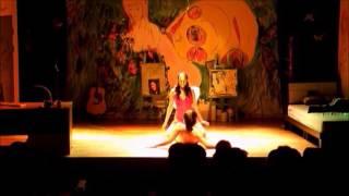 getlinkyoutube.com-라리사의 알몸연극