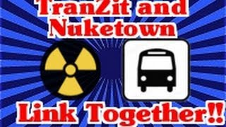 getlinkyoutube.com-Black Ops 2: How Nuketown and TranZit Link Together in Zombies