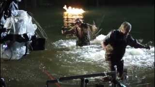 getlinkyoutube.com-Piranha 3DD [Behind The Scenes I]