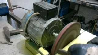 getlinkyoutube.com-Homemade disc sander