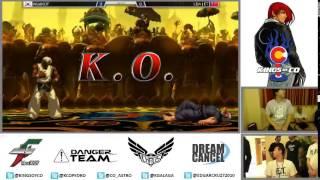 getlinkyoutube.com-EVO2014 KOFXIII FT5 Money Matches - MadKOF vs LDA ET
