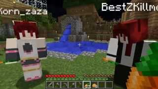 getlinkyoutube.com-[Minecraft] AjaA-V #(Special) : มนุษย์ล่องหน!!!!!!!!