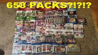 getlinkyoutube.com-658 PACKS! LONGEST POKEMON PACK OPENING ON YOUTUBE!! - HORDE #2!