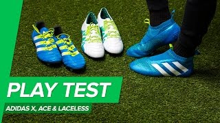 getlinkyoutube.com-adidas ACE16+ PureControl and X15.1 Play Test | Epic freestyle, freekicks and tricks