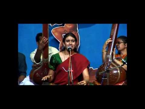 Aishwarya S - Seetamma Mayamma - Vasanta - Tyagaraja Swami