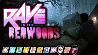 "getlinkyoutube.com-""RAVE IN THE REDWOODS"" (NOT) GAMEPLAY! (Infinite Warfare Zombies DLC 1 Preview on Friday the 13th)"