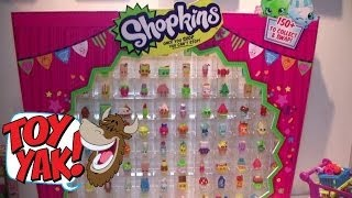 getlinkyoutube.com-Moose Toys Shopkins Product Walkthrough at New York Toy Fair 2014