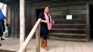 Slave Life at Whitney Plantation