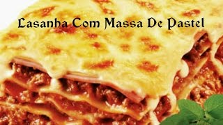 getlinkyoutube.com-LASANHA COM MASSA DE PASTEL