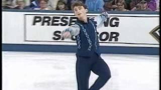 getlinkyoutube.com-Todd Eldredge (USA) - 1996 World Figure Skating Championships, Men's Long Program