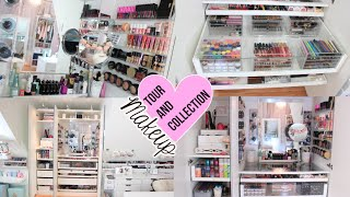 getlinkyoutube.com-Makeup Collection, Tips & Tour 2015