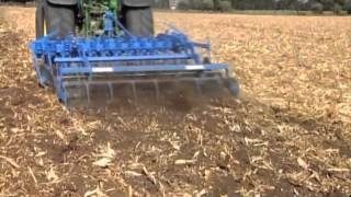 LEMKEN - Compact disc harrow Rubin
