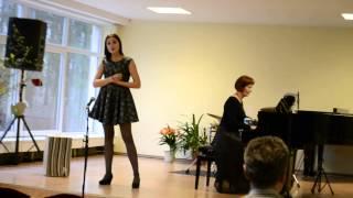 getlinkyoutube.com-Miglė Pivoriūnaitė - Unexpected Song