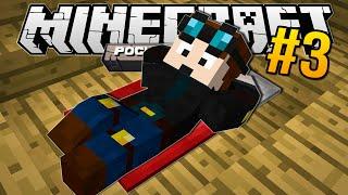getlinkyoutube.com-Minecraft Pocket Edition | A SUNKEN BED!! | #3