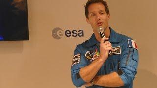 Thomas Pesquet : Comment devenir astronaute à l'ESA - JTNS