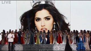 Despedida Paulina Vega  Miss Universo 2014 - COMPLETO