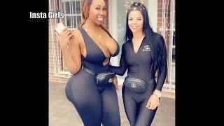 💖💖 Zmeena Orr - Plus Size Curvy Outfit Ideas 2019 | Ebony Model @zmeenaorr (dated rapper Drake) 💖