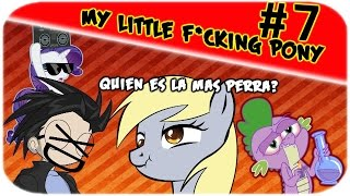 "getlinkyoutube.com-(+13) Soac juega My Little f*cking Pony P.#7 ""El show de Derpy!"""