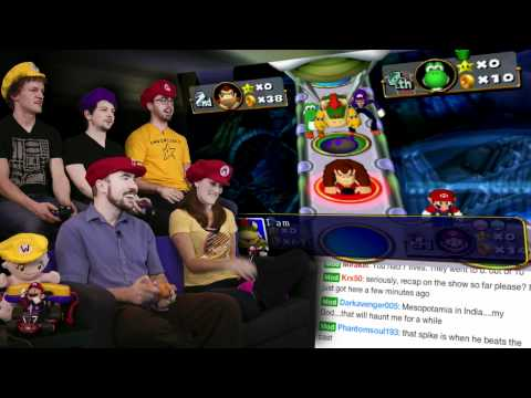 History Chat! - Mario Party 4 is AWESOME! - Part 8