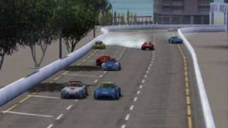 Rfactor Surfers Paradise Mega Crash