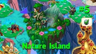 getlinkyoutube.com-Monster Legends - Nature Island #5