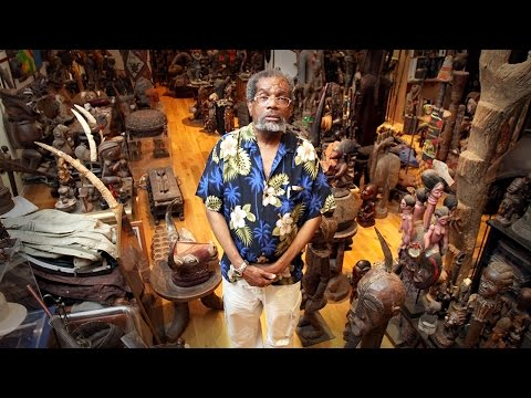 Kenya Believe It? African Art Collector's $10 Million Secret Hoard