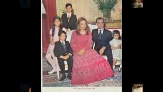 getlinkyoutube.com-Farah Diba Pahlavi - Empress of hearts