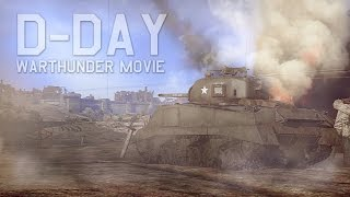 getlinkyoutube.com-D-DAY - War Thunder Short Movie