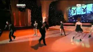 Mnet Awards 2010 - GD ; TOP; Taeyang Live width=