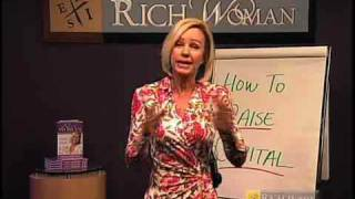 Financial Freedom Video - Kim Introduces How to Raise Capital: The #1 Skill of an Entrepreneur