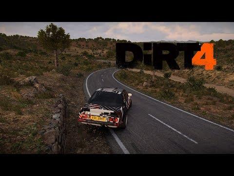 DiRT 4 - The Owners' Club - Tarragona, Spain - Opel Ascona