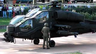 getlinkyoutube.com-Partenza Agusta-Westland AW-129 Mangusta. Exponiamo Dalmine (BG)