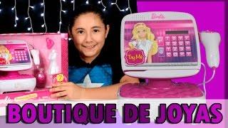getlinkyoutube.com-Caja Registradora de Barbie