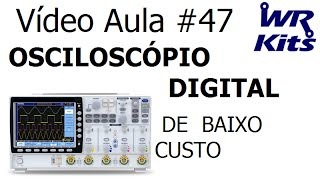 getlinkyoutube.com-OSCILOSCÓPIO DIGITAL DE BAIXO CUSTO | Vídeo Aula #47