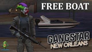 getlinkyoutube.com-GANGSTAR NEW ORLEANS - How to get free BOAT