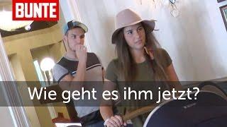 getlinkyoutube.com-Sarah Engels & Pietro Lombardi  -  Endlich Klarheit über Alessios Gesundheit!   - BUNTE TV