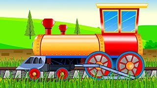 getlinkyoutube.com-Train | Formation & Uses | Kids Videos | Learn Transports
